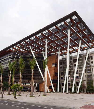 Chayi Industrial Innovation Center-